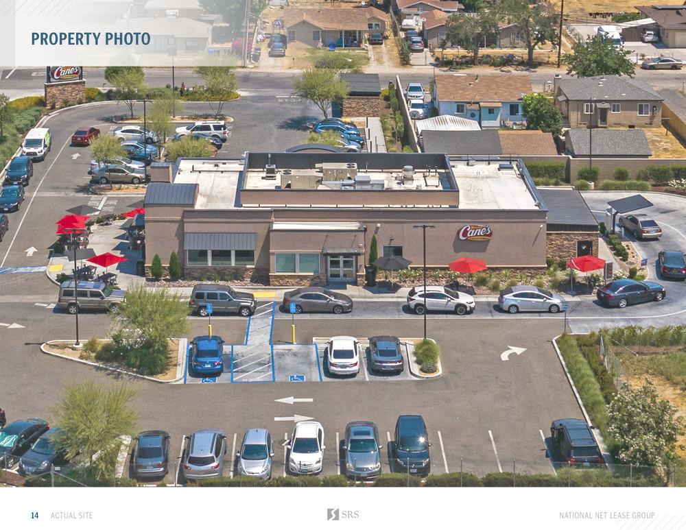 San Bernardino, CA - Raising Cane's