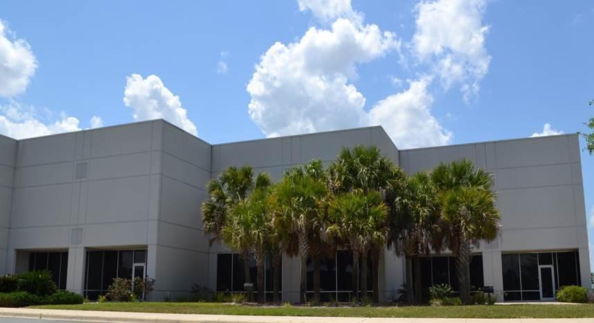 Alachua Commerce Center<br/><div>11600 NW 173rd Street</div><div>Alachua, FL 32615</div>