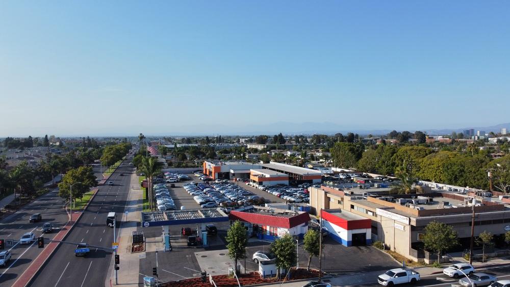 U.S. Gas Station & Express Car Wash