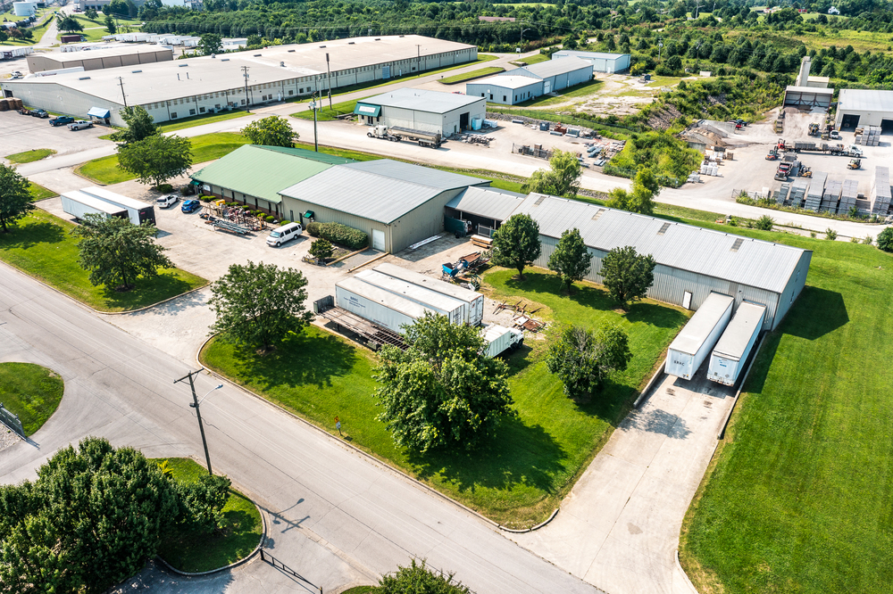 500 Recycle Drive - Richmond Industrial Property For Sale / Lease
