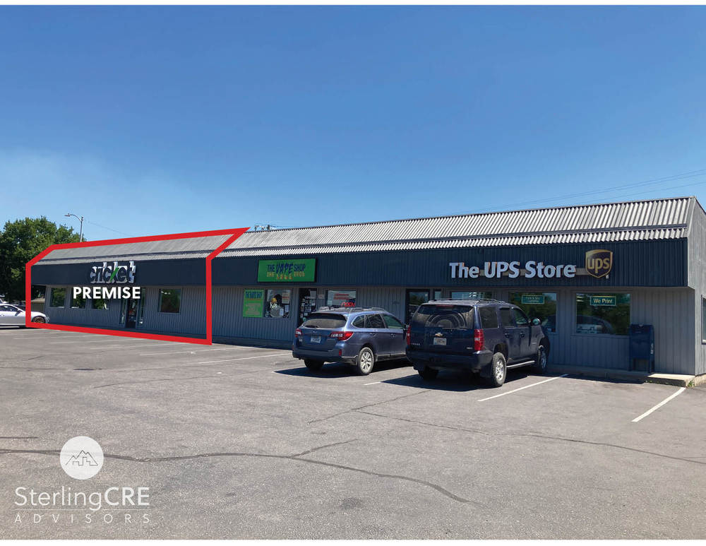 High Visibility Retail Across from Southgate Mall