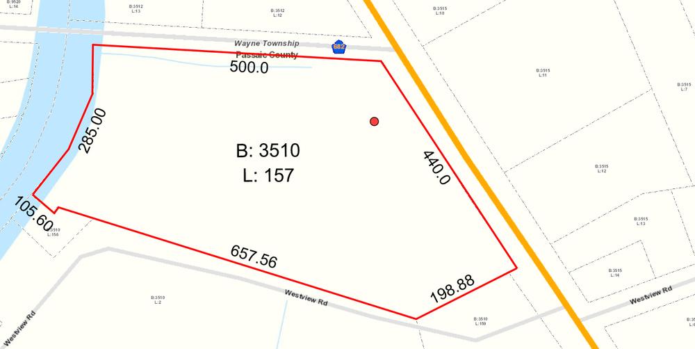 ±6.4 Acre Retail Pad Site
