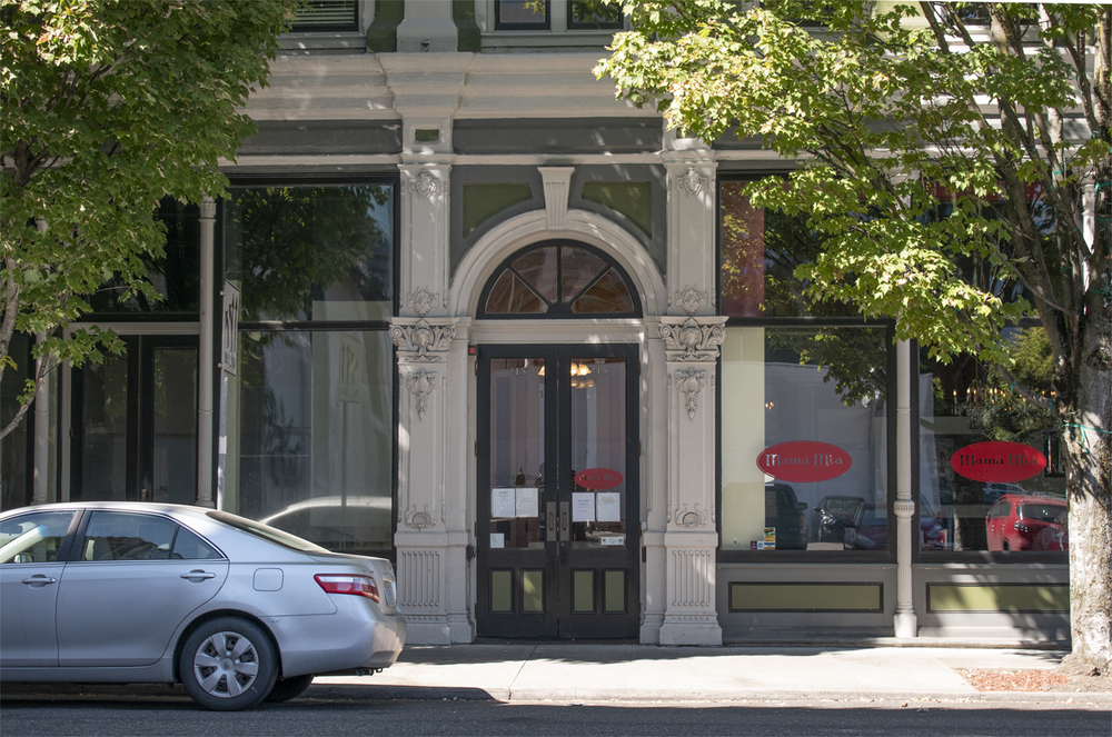 Lease Opportunity in Historic Downtown Building