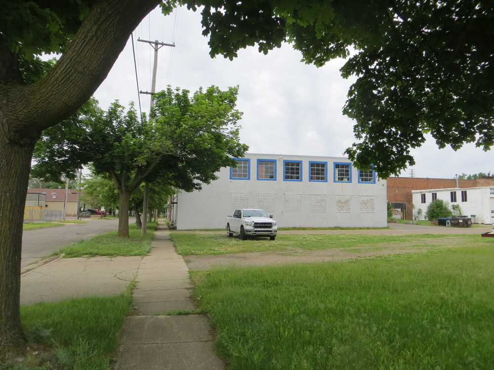 Free-Standing Industrial Building for Sale in Jackson