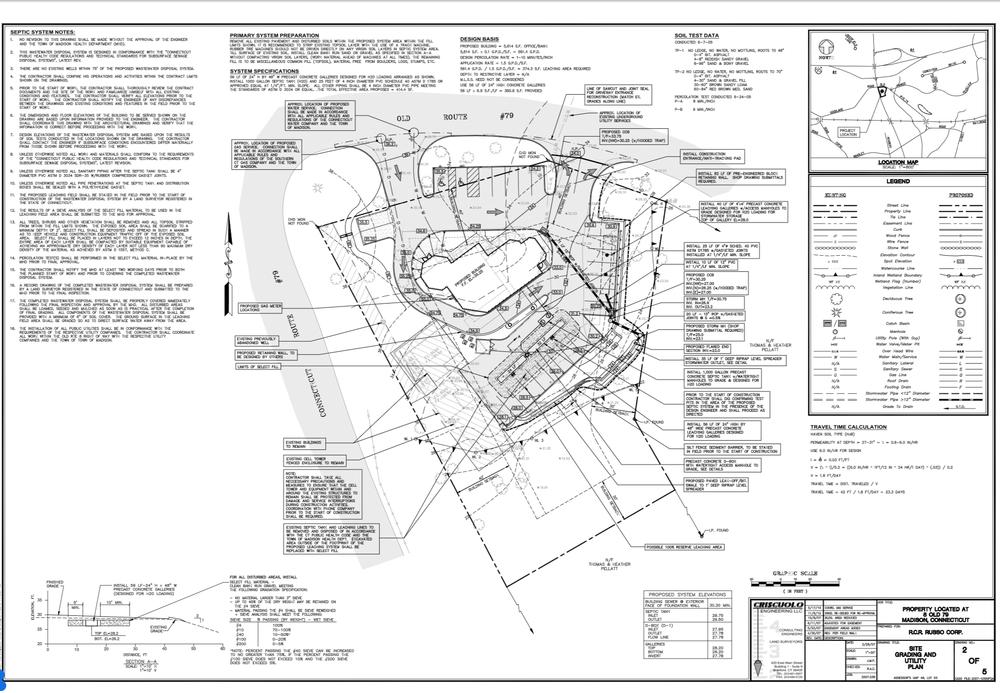 Development Site Madison CT