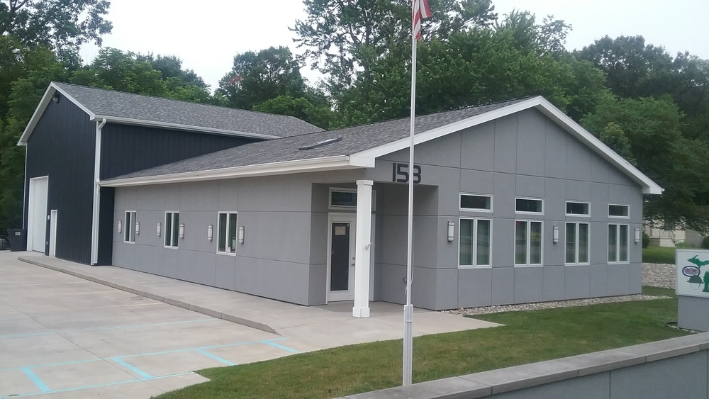 Free-Standing Office + High Bay Warehouse for Sale / Lease
