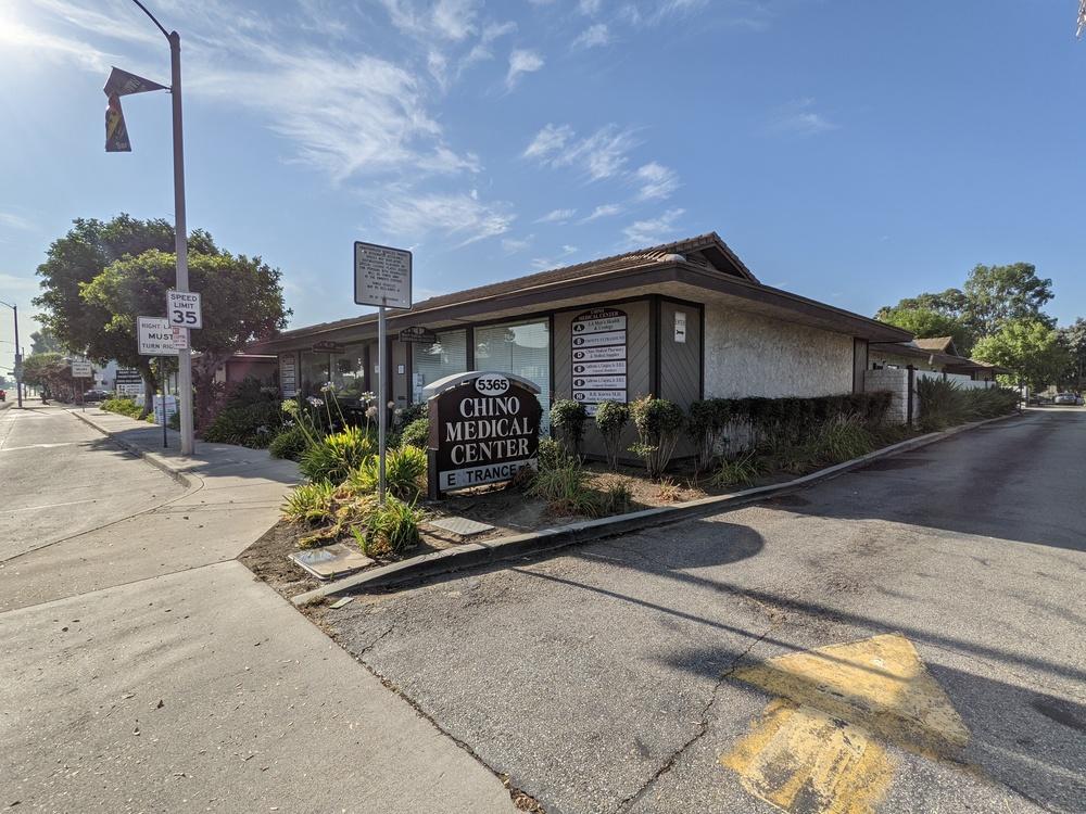 5365 Walnut Avenue, Suite P
