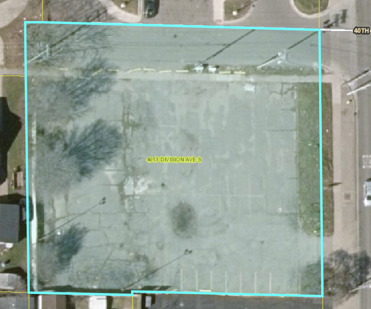 Prime Wyoming, MI Commercial Lot For Sale