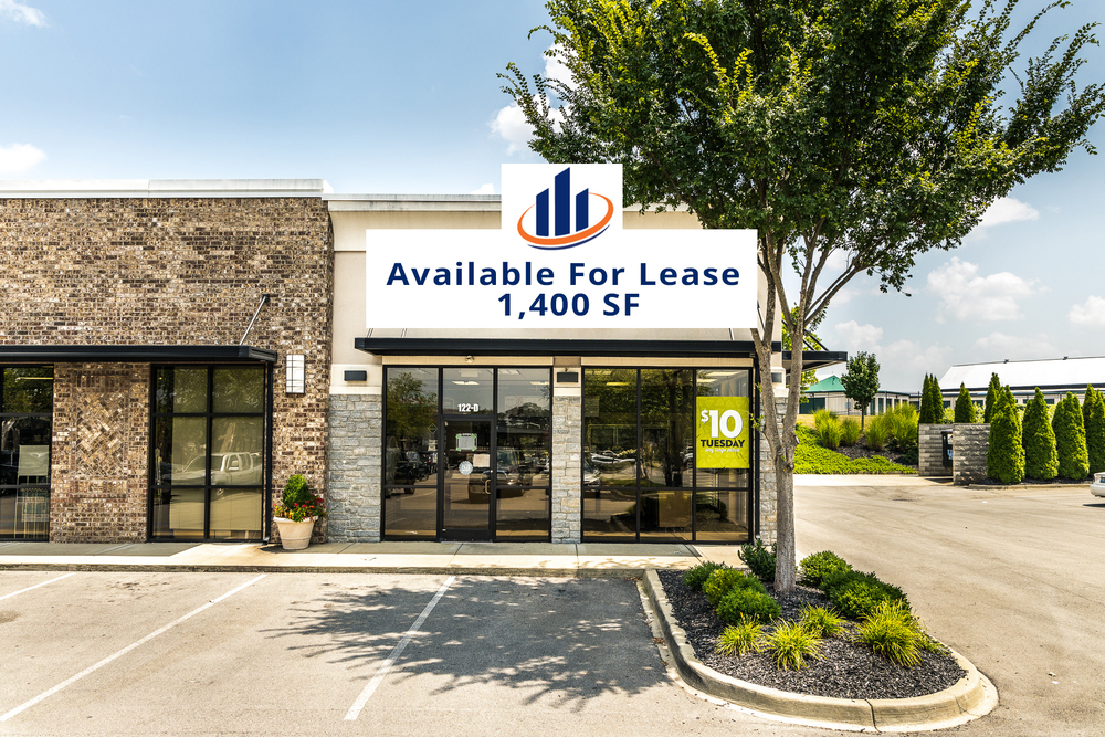 122 Marketplace Circle -  Kroger Shadow-Anchored Retail with Drive-Thru