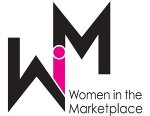Women in the marketplace graphic