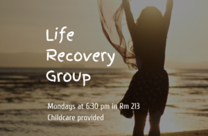 Life recovery graphic