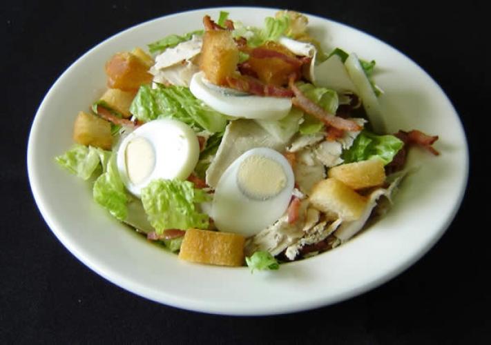 Bodybuilding Caesar Salad For Bodybuilders Recipe