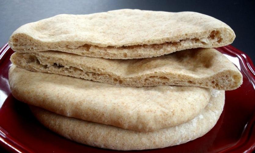 Bodybuilding Almond Flour Pitta Bread Recipe