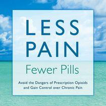 Less pain fewer pills squre