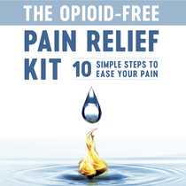 Opioid free pain relief kit square