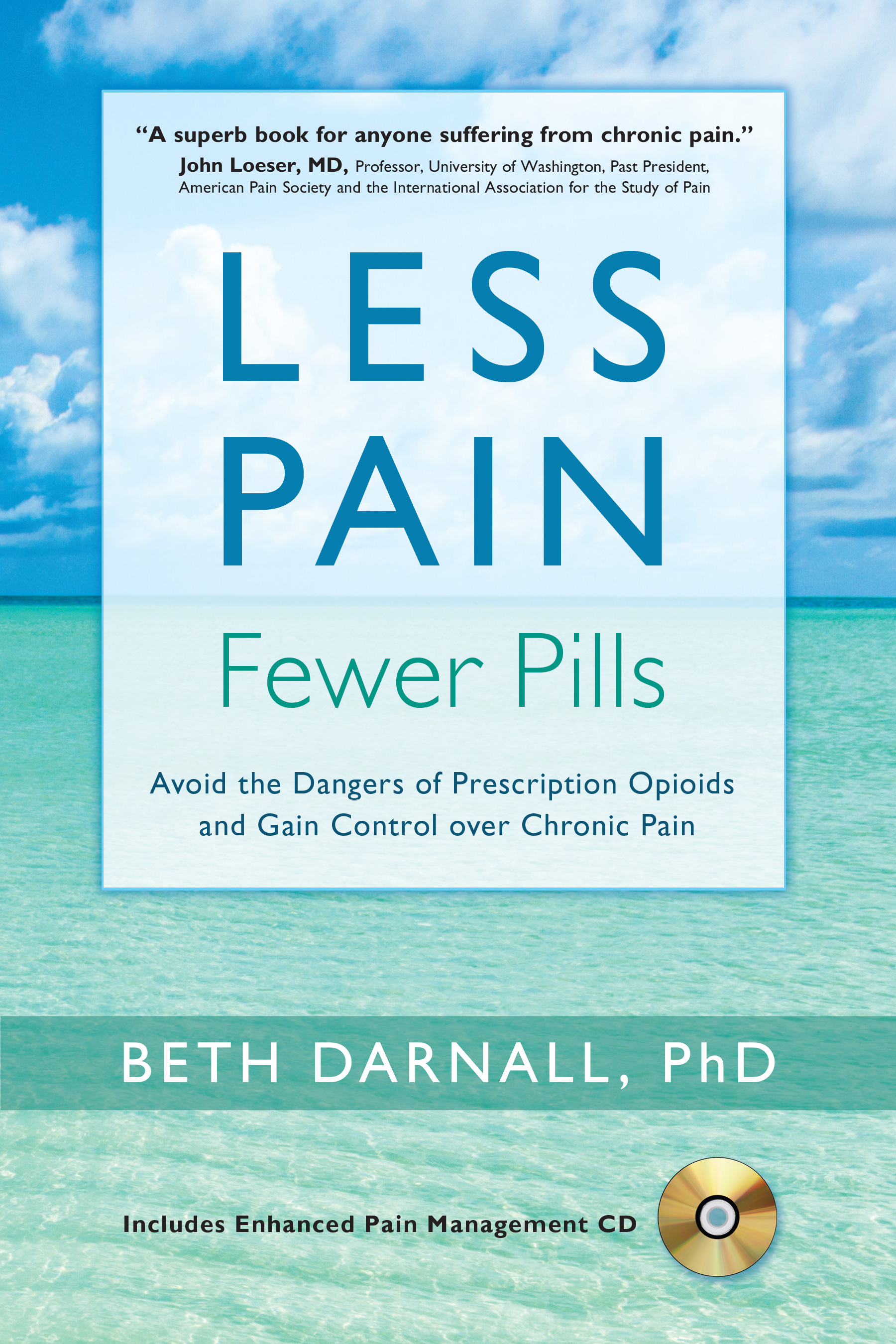 Less pain fewer pills cover front 6x9 copy