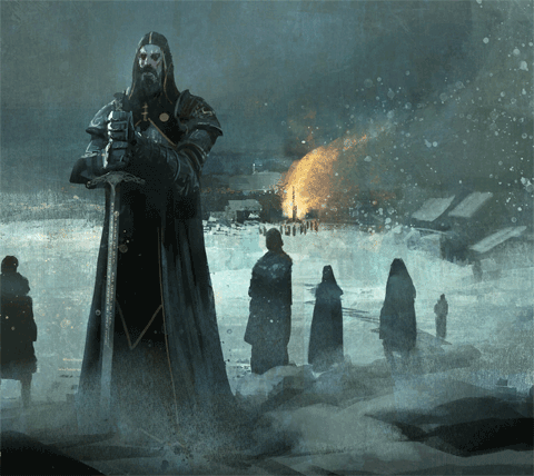 The Art of Symbaroum page 46