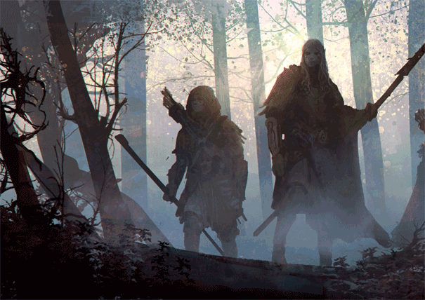Symbaroum Game Master Screen page 2
