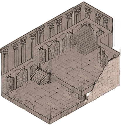 Epic Isometric Monster Pack 2 Castle Tower map