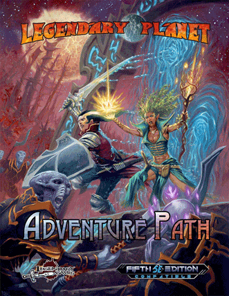 Legendary Planet Adventure Path