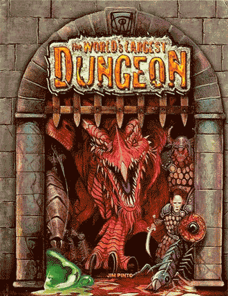 World's Largest Dungeon cover