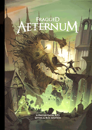 Fragged Eternum roleplaying game