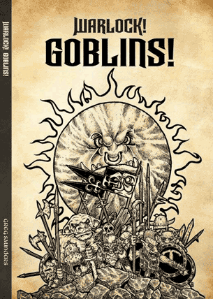 Goblins supplement for the Warlock fantasy roleplaying game