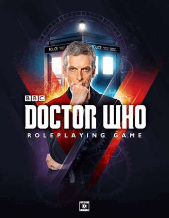 Doctor Who Roleplaying Game 2015 Edition core rulebook