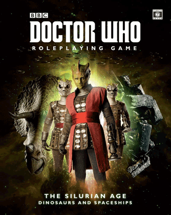 Doctor Who Roleplaying Game Silurian Age sourcebook