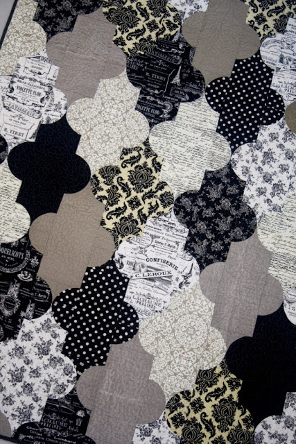 French Connection quilt