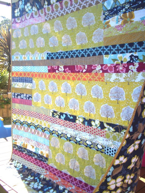 Rolling Meadows quilt