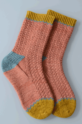 Colour Therapy Socks 2