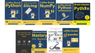 9 Books-Bundle: Shut Up and Code!