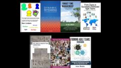 Agile Teambuilding: Seven great books on building agile teams!