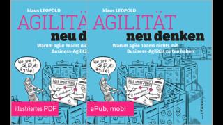 Agiltät neu denken - Illustriertes PDF + ePub + mobi