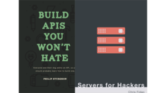APIs and Servers and Whatnot