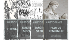 Aristofanes'ten 4 kitap birden!