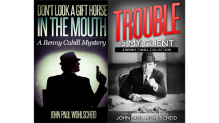 Benny Cahill detective stories