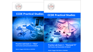 CCDE Practice Labs Bundle 1&2