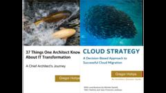 Cloud Architect: Transform Technology and Organization