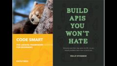 Code Smart Laravel APIs