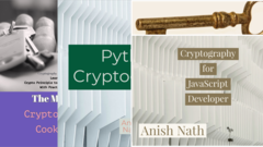 Three Cryptography Book