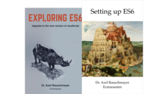 Learning and setting up ES6