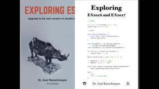Exploring: ES6, ES2016/ES2017