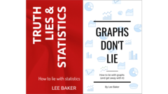 How to Lie with Numbers, Stats & Graphs