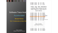 Pattern-Oriented Trace and Log Analysis