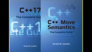 Modern C++ by Nicolai Josuttis