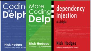 Nick's Delphi Book Bundle