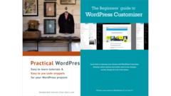 Practical WordPress & Beginner's guide to WordPress Customizer