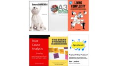 Books on problem-solving using Agile, Lean, Complexity, and more